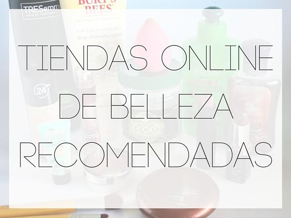 tiendas online belleza recomendadas