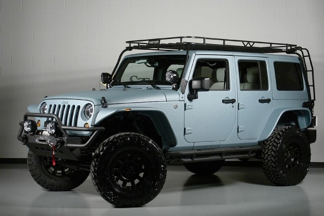 Jeep Roof & Barricade X-Tray Roof Rack Basket (87-17 ...