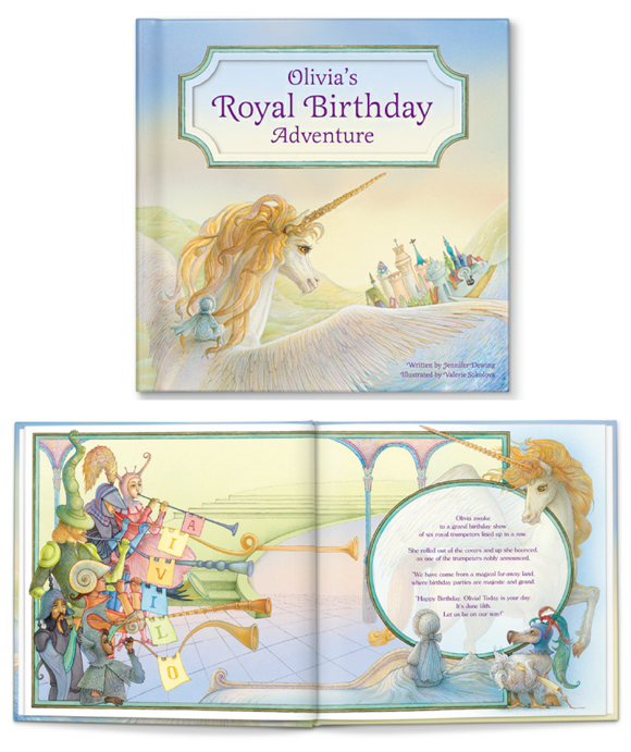 Giveaway | Personalized Children's Storybook