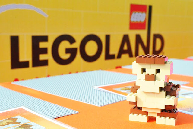 Monkey Replica lego brick