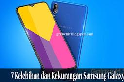 Harus Tahu!! Ini Dia 7 Kelebihan dan Kekurangan Samsung Galaxy M20