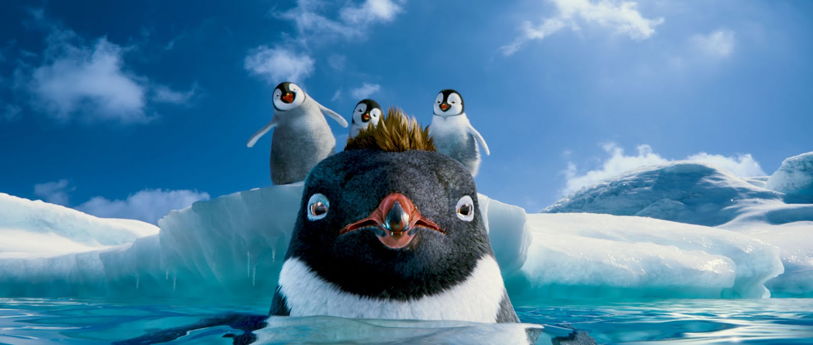 happy feet 2 pictures : teaser trailer