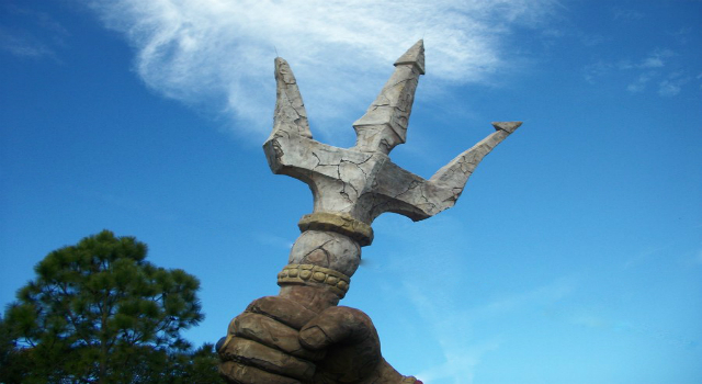 Μέδουσα που χρονολογείται Ποσειδώνα