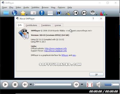 SMPlayer 19.1.0