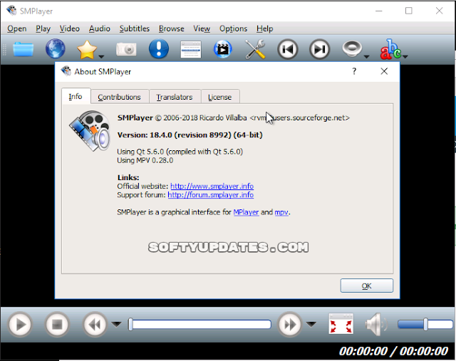 SMPlayer 19.5.0