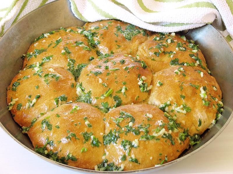 Recette de pain bio ukrainien