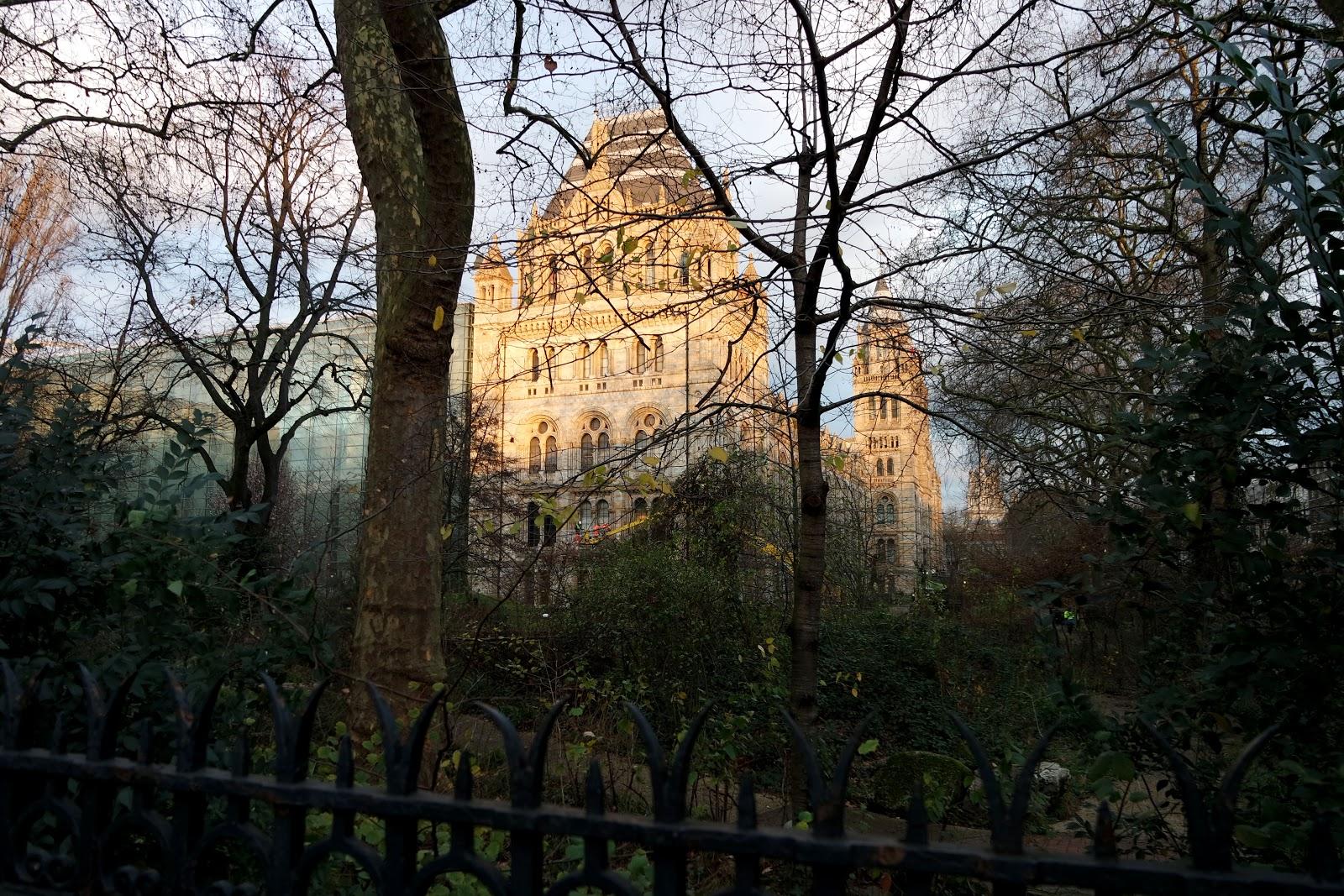 natural history museum, South Kensington, London, Londres, vlog, blog, travel, travelling, london streets, french,