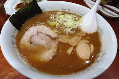 Sapporo Ramen Miharu, Noukou gyokai dashi
