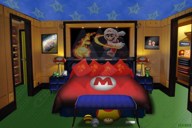 Mario Bedroom Decor 5 Small Interior Ideas Rh Wasconia5 Blo Com Super Bros