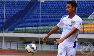 Dedi Kusnandar Kembali ke Persib Bandung Musim Depan