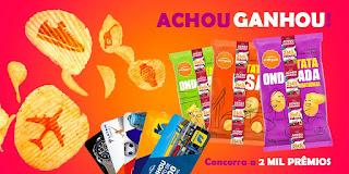 Promoção Achou Ganhou am/pm