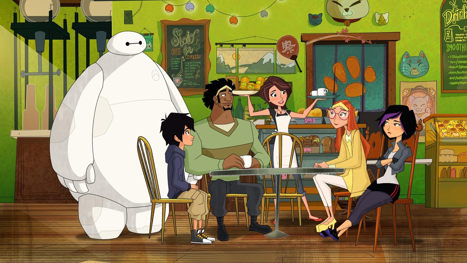 Operação Big Hero – A Série' chega aos canais Disney com um especial neste domingo - O Universo da TV