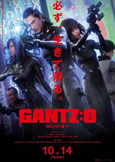 Gantz: 0 [Audio Castellano] [P] [MEGA]