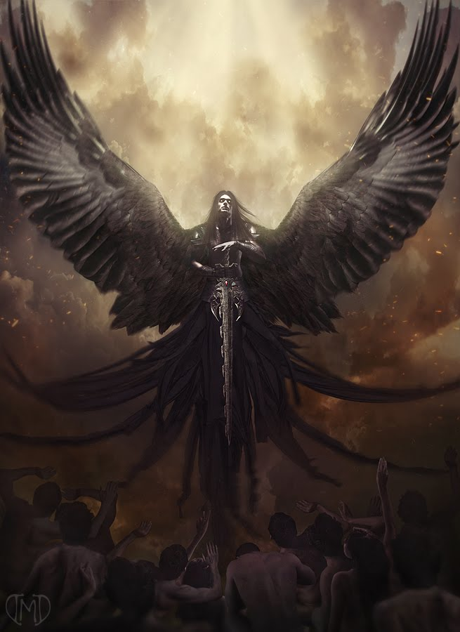 DEATH, ANGEL OF.