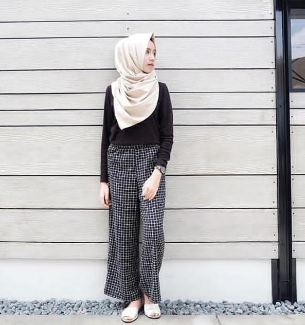 Fashion Wanita Hijab Jaman Sekarang