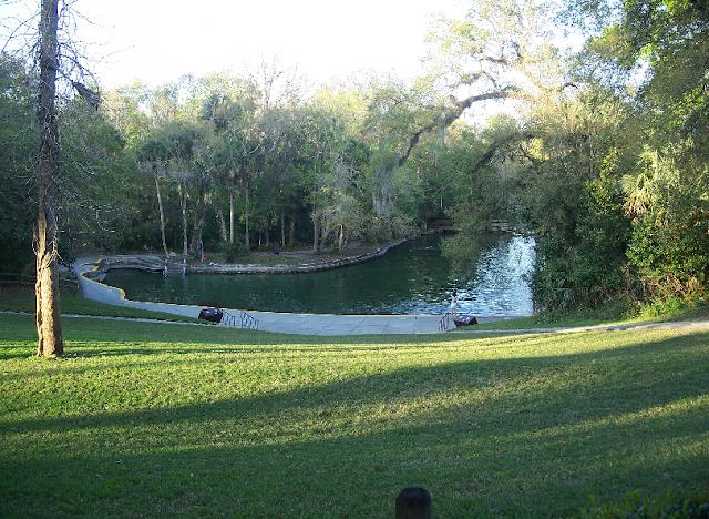 Wekiwa Springs State Park em Orlando