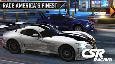 CSR Racing Apk v4.0.1 Mod (Unlimited Gold/Silver)3