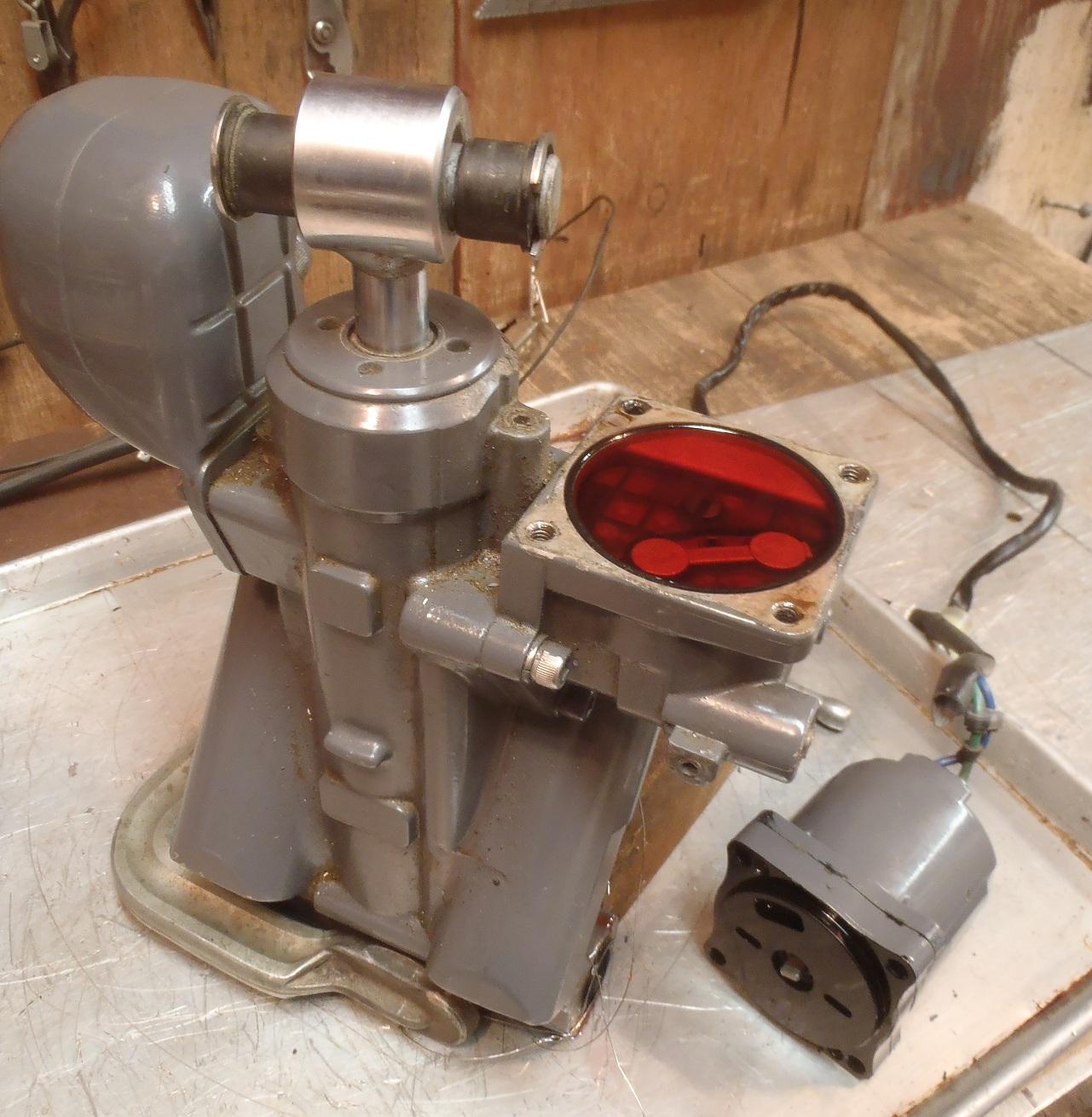 Outboard Motor Trim Pump