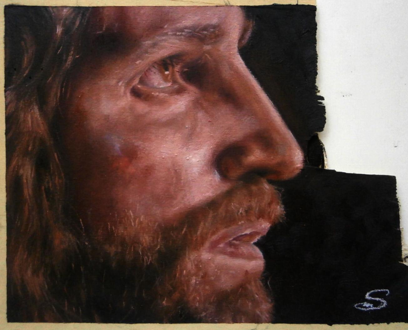 "Mirko Serino: Jesus Christ ""The Passion of Christ"""