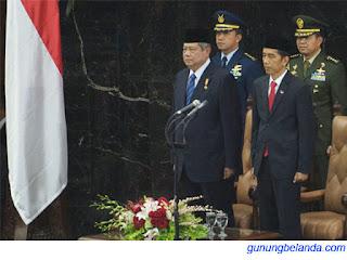Bapak Joko Widodo adalah Presiden Indonesia Ke-6