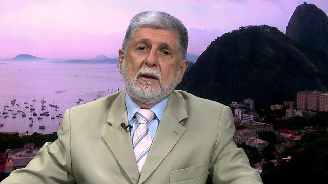 Celso Amorim, foto: BBC