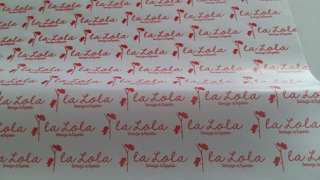 papel antigrasa- papel tapas - papel gastrobar