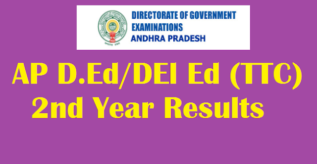 AP Inter Supply time table 2018-2019 ap 1st 2nd year exam dates