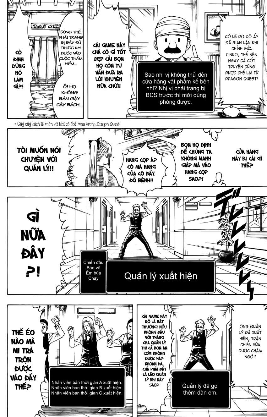 Gintama Chap 350 page 7 - Truyentranhaz.net