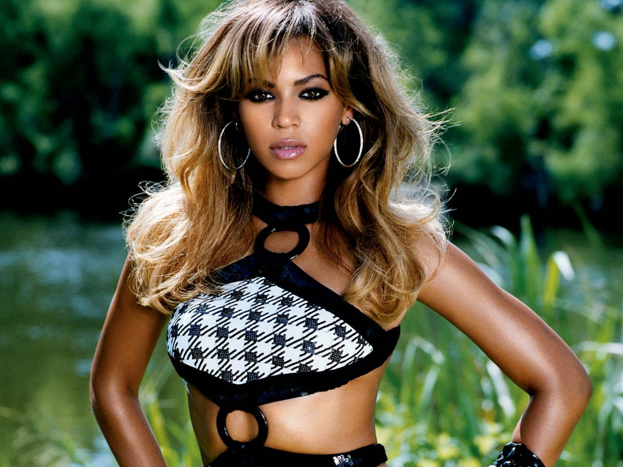 Beyonce Knowles Hot Pictures, Photo Gallery  Wallpapers -4389