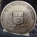 Médaille 2012
