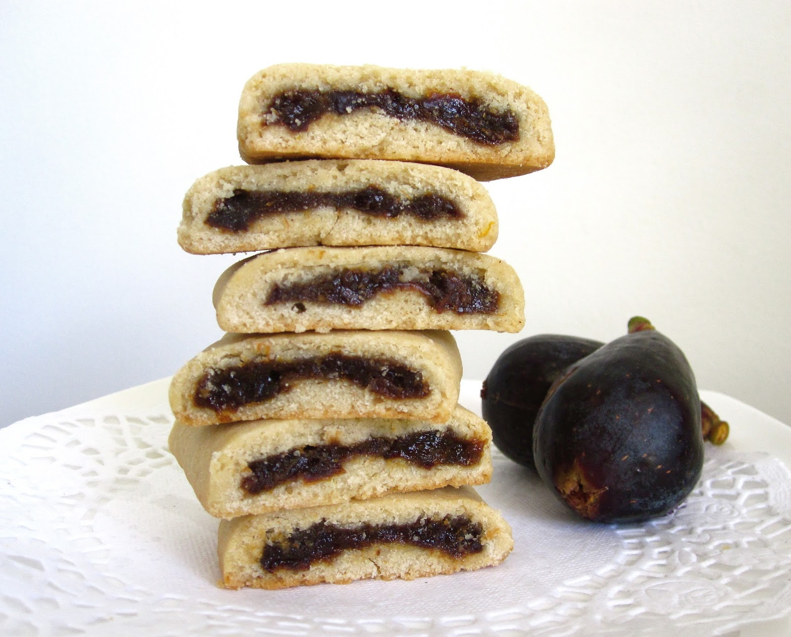 Homemade Fig Newton Cookies (with filling flavor variations