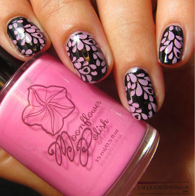 Stamp of Strawberry by Moonflower Polish