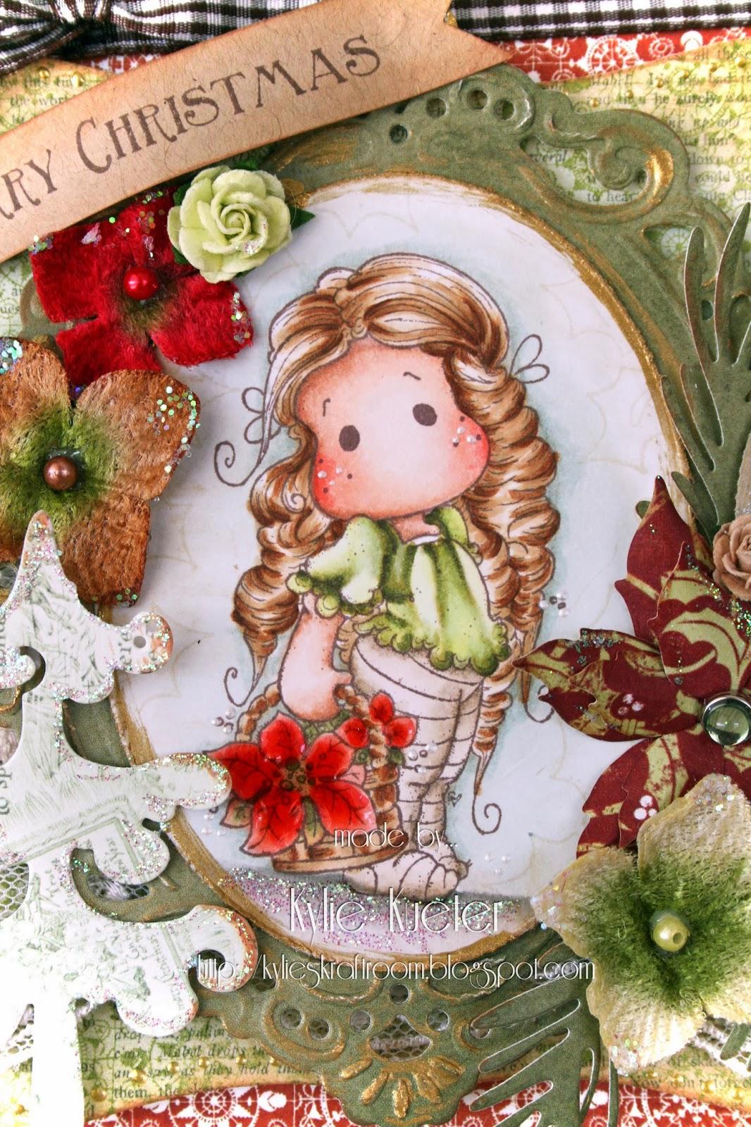 Kylie & Magnolia: Merry Christmas Tilda