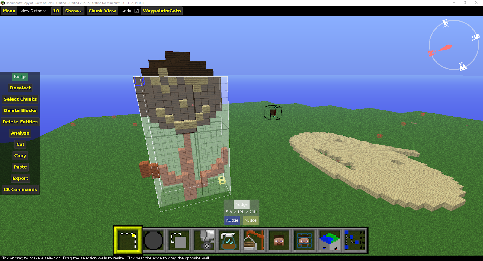 Minecraft EduElfie: Guide: 3D Printing from Minecraft