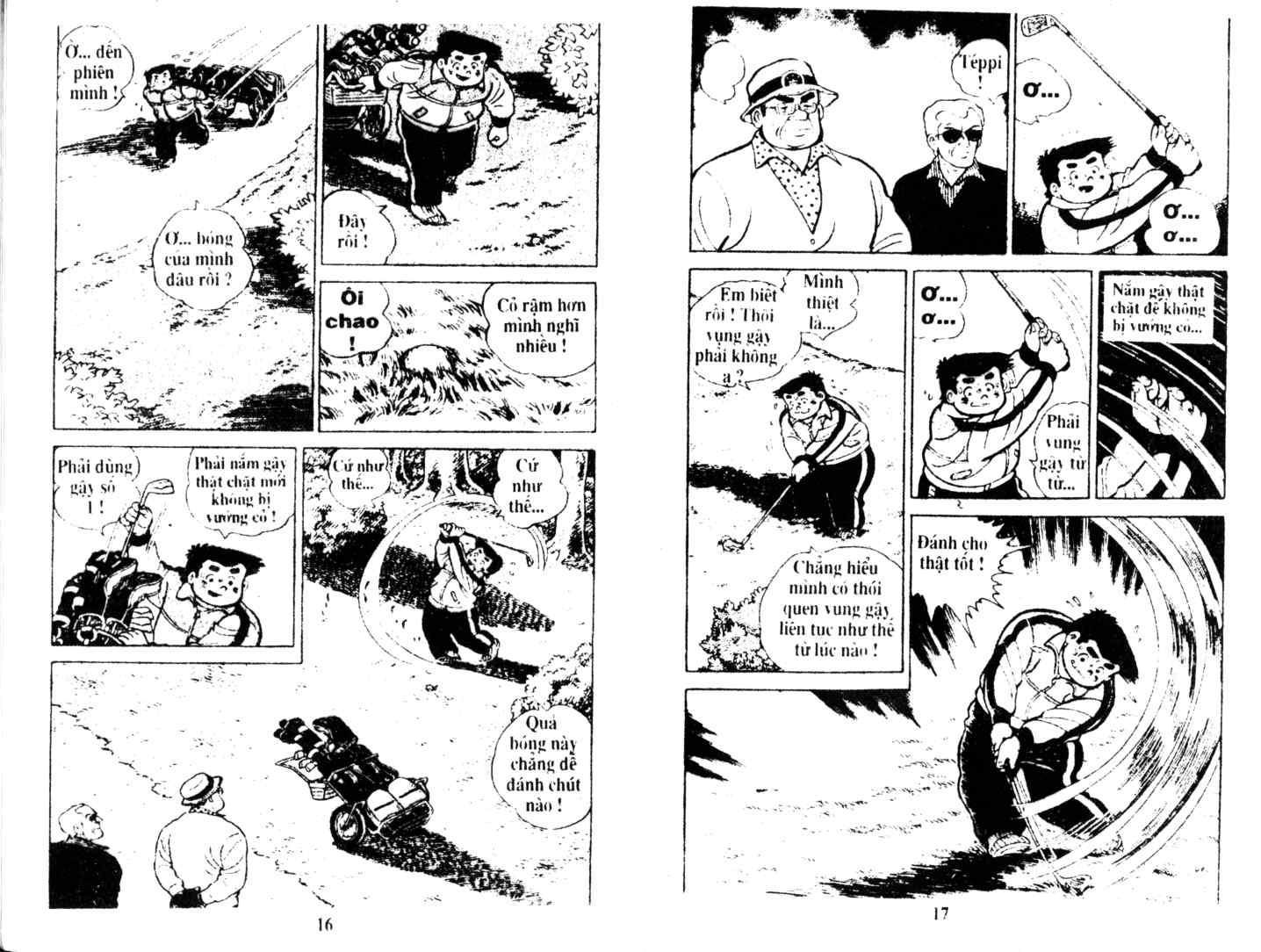 Ashita Tenki ni Naare chapter 11 trang 7