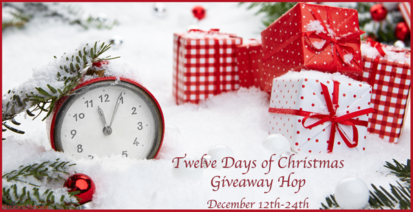 Image result for twelve days of christmas giveaway hop