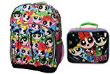 Power puff girl backpack and lunch bag combo deal