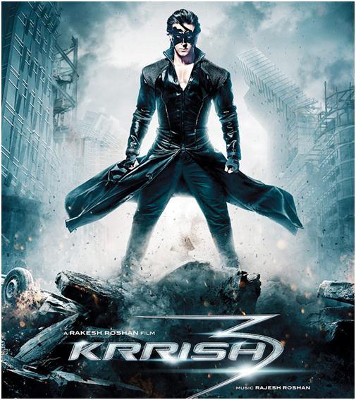 krrish 3 movie trailer officiel télécharger