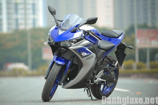 Đánh giá xe Yamaha YZF R3 2016 chi tiết hình ảnh, giá bán thị trường