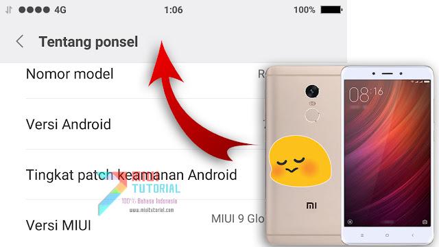 Mau Jam di Tengah ala iOS iPhone di Xiaomi Redmi Note 4X dan Redmi Note 4 PRO? Ini Tutorial Cara Pasangnya