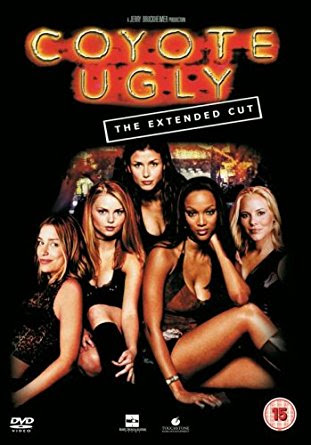 Poster Of Coyote Ugly In Dual Audio Hindi English 300MB Compressed Small Size Pc Movie Free Download Only At worldfree4u.com