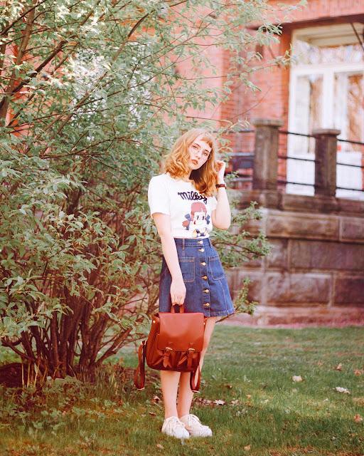 Style Inspiration: Jerina Kivistö
