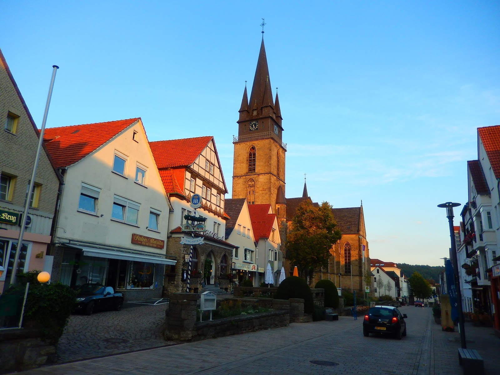 Hotel Bad Driburg Brunnenstrabe