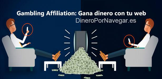 Gambling Affiliation: ¿Cómo aumentar los ingresos de tu blog con la afiliación de casas de Apuestas?