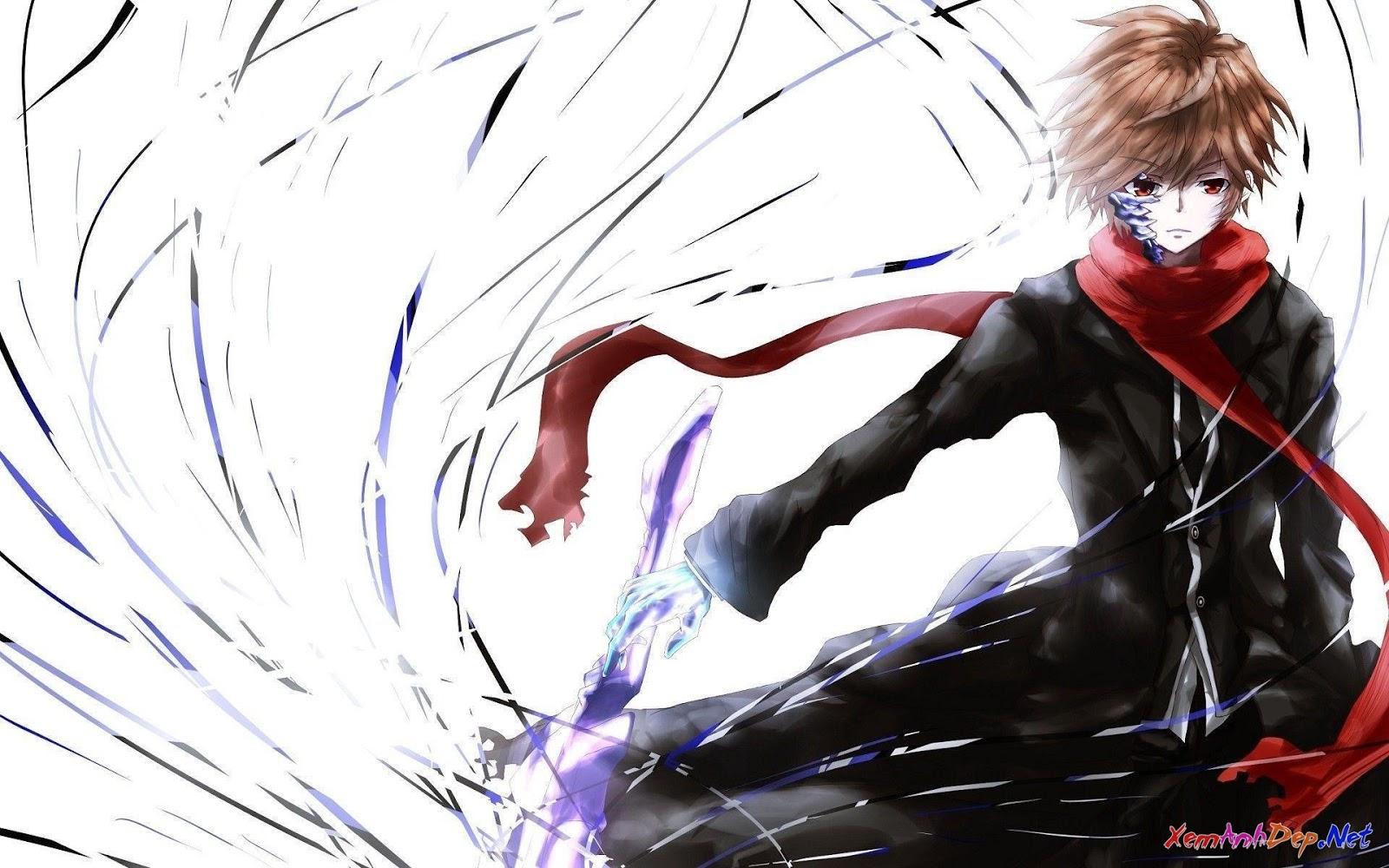 Hình nền anime boy đẹp trai lạnh lùng tuyệt đẹp