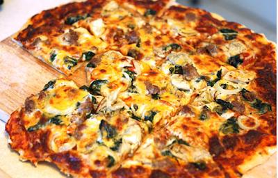 bánh piza