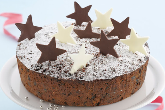 Traditional Christmas Cakes