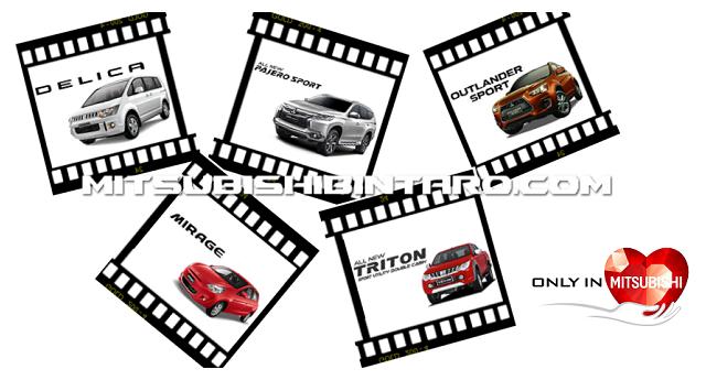 Harga Mitsubishi Bintaro bulan April