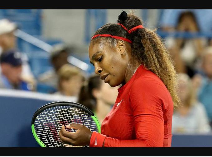 Serena Williams suffers another defeat in Cincinnati Masters after losing to  Petra Kvitova