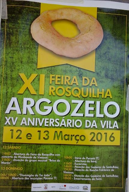 Feira Rosquilha Argozelo